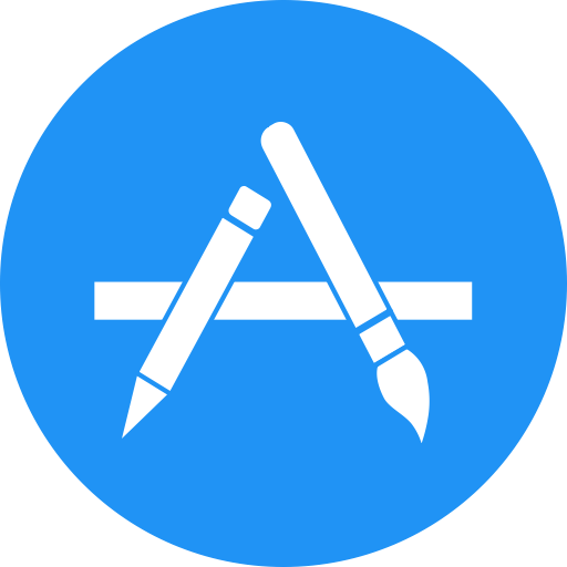 App, Store Icon Free Of Most Usable Logos Icons