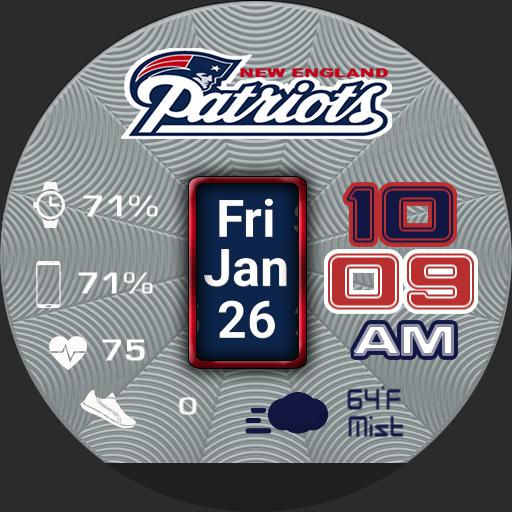 New England Patriots Digital
