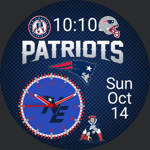 New England Patriots Watch For Huawei Watch