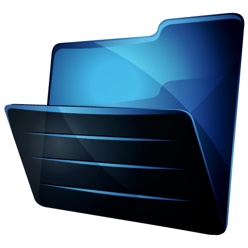 Folder Icons, Free Icons In Hp Dock