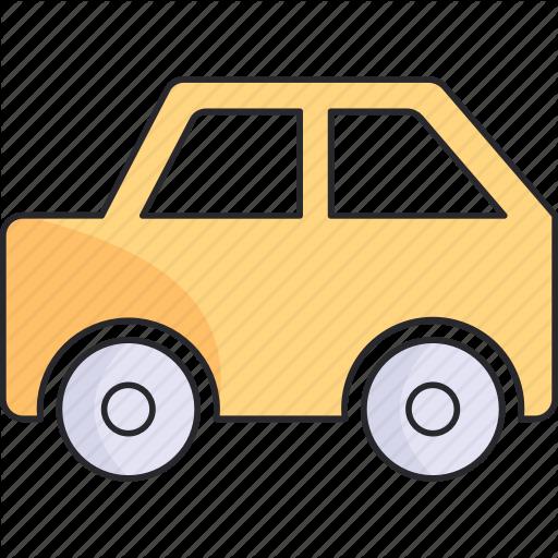 Car, Game, Kids, Toy Icon