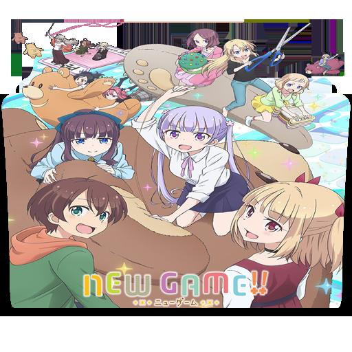 New Game! Folder Icon