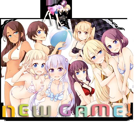 New Game Folder Icon