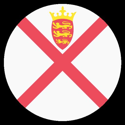 Jersey Flag Vector Emoji Icon Free Download Vector Logos Art