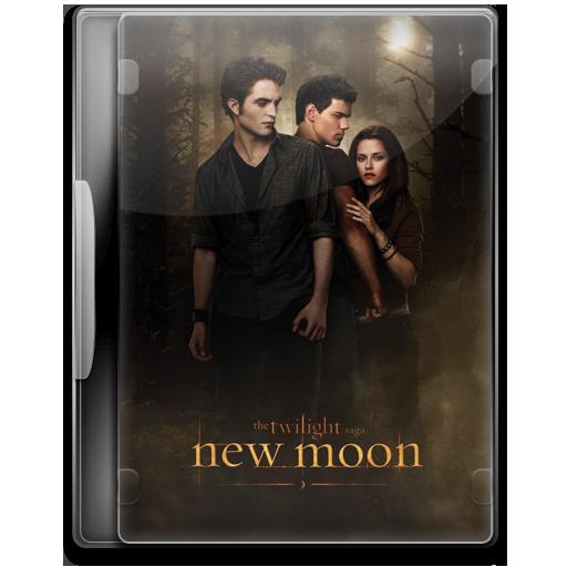 The Twilight Saga New Moon Icon Movie Mega Pack Iconset