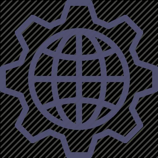 Earth, Globe, Internet, New World Order, Planet, Rule, Web Icon