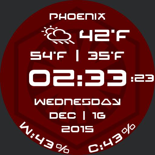 First Order Icon For G Watch R