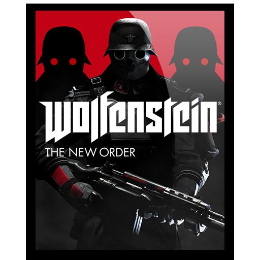 Icon Wolfenstein The New Order