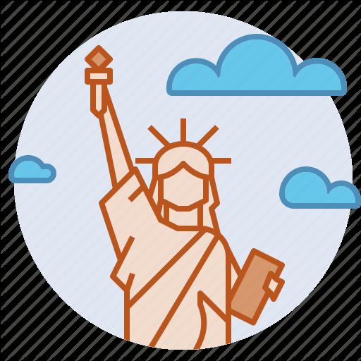 Democracy, Freedom, Landmark, Liberalism, Liberty, New York