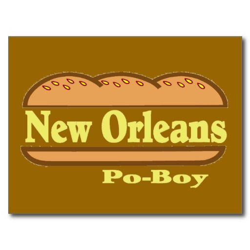New Orleans Po Boy Post Cards New Orleans Wrought Iron Detail