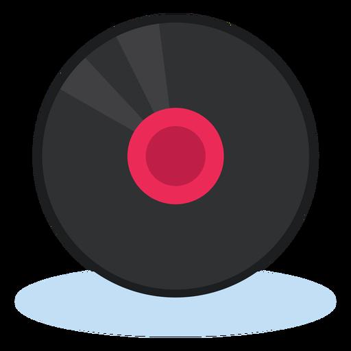 Vinyl Record Icon Music