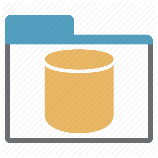 Create, Database, New, Tab Icon
