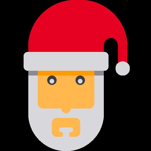 Santa, Claus, Santaclaus, Christmas, Xmas, Newyear, Holiday Icon