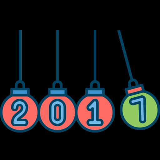 Newyear, Celebrate, New, Happy, Year, Wish Icon