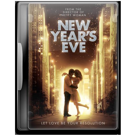 New Years Eve Icon Movie Mega Pack Iconset