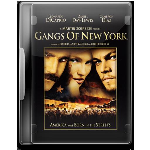 Gangs Of New York Icon Movie Mega Pack Iconset