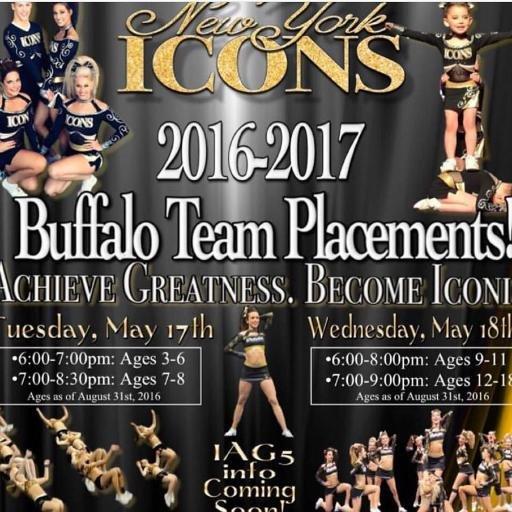 Ny Icons Buffalo
