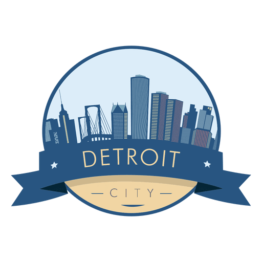 Collection Of Free Skyline Vector Detroit Free Download On Ui Ex
