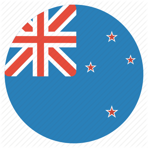 Country, Flag, Kiwis, National, New Zealand Icon