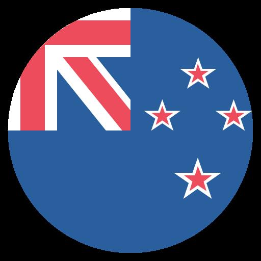 New Zealand Flag Vector Emoji Icon Free Download Vector Logos
