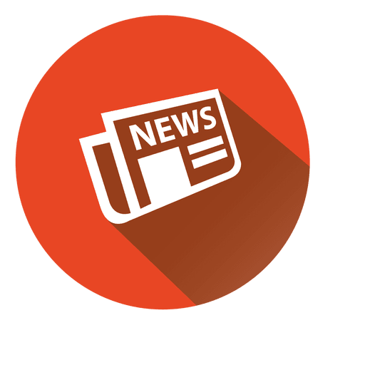 News Newspaper Stroke Icon