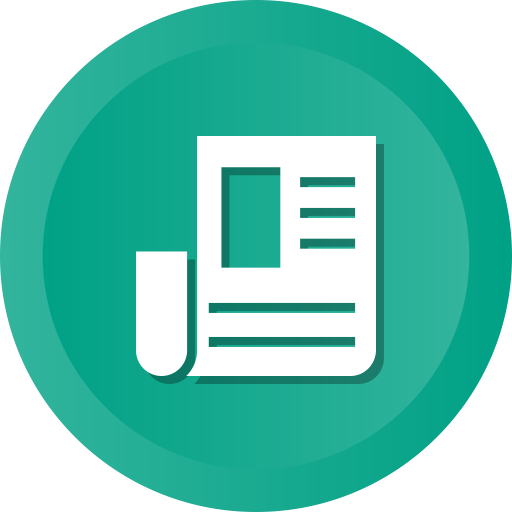 Paper, News, Newspaper, Rss, Article Icon