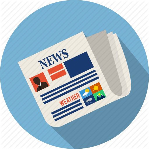 Article, Communication, Media, News, Newspaper, Social Icon
