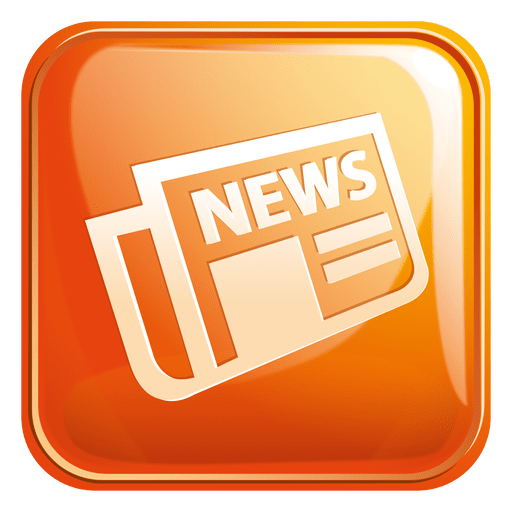 Newspaper Square Icon