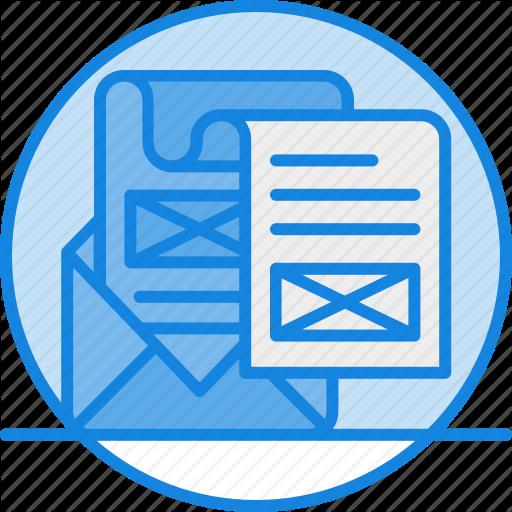 Concept, Media, News, Newsletter, Newsletter Icon, Newspaper