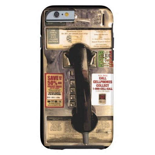 Funny Old Pay Phone Case Mate Iphone Case Iphone