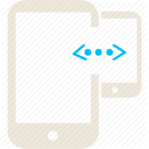 Cell, Conection, Net, Network, Nfc, Phone Icon
