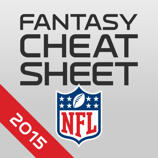 Nfl Fantasy Football Cheat Sheet Draft Kit