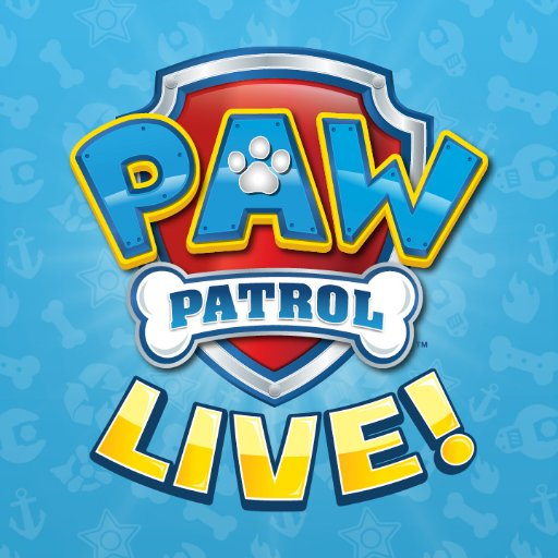 Paw Patrol Live On Twitter Jr Live! To The Music