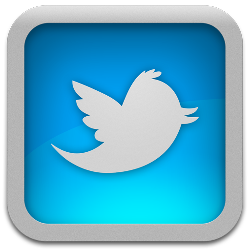 Twitter For Mac Blue Icon