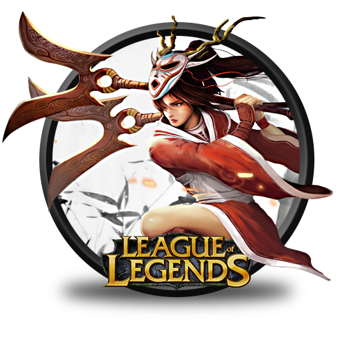 Akali Blood Moon Icon League Of Legends Iconset