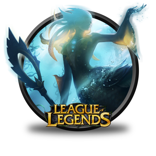 Nami Icon League Of Legends Iconset