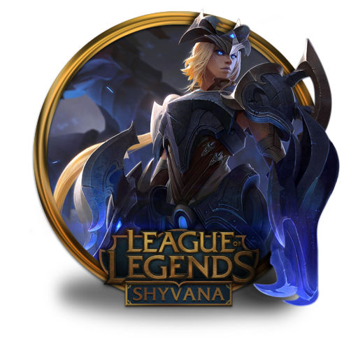 Shyvana, Championship Icon Free Of League Of Legends Gold
