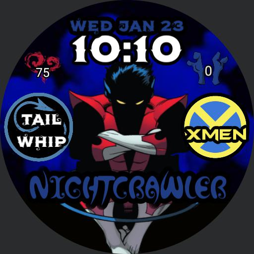 Faces With Tag Nightcrawler
