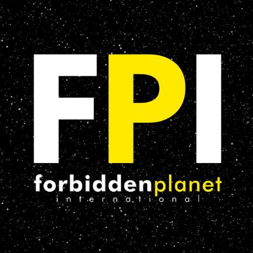 Forbidden Planet Dublin
