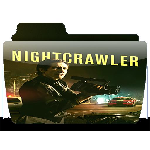 Nightcrawler Movie Folder Icon