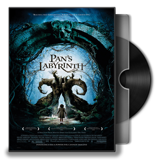 Pan's Labyrinth Folder Icon