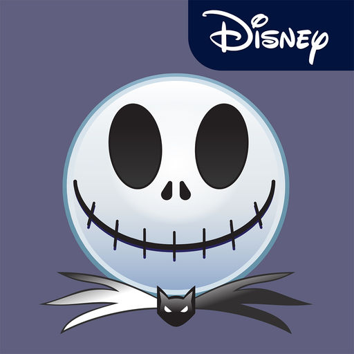 Disney Stickers The Nightmare Before Christmas