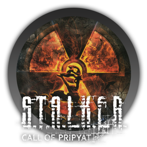 Stalker Call Of Pripyat Icon Game And Program Icons Program