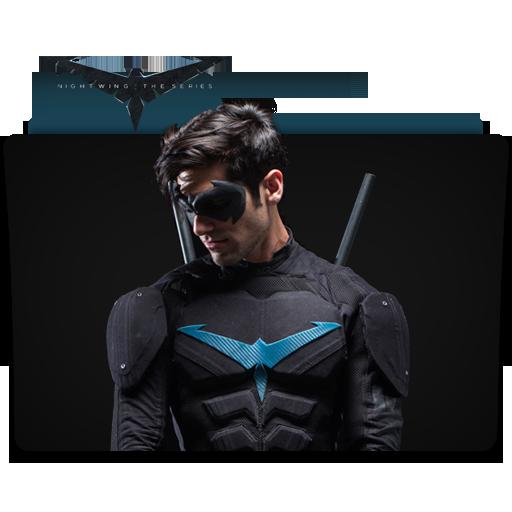 Icon Folder Nightwing The Series