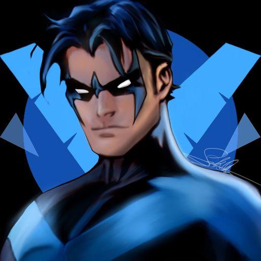 Nightwing Drawing Comics Amino