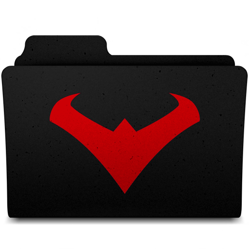 Nightwing Folder