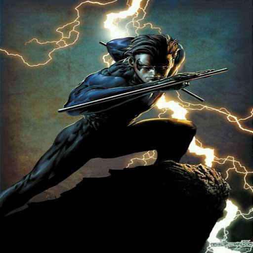 Nightwing Hero Wallpaper Hd Apk