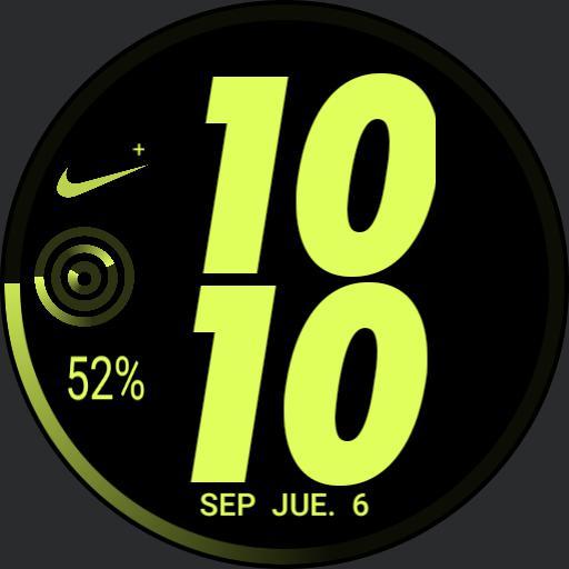 Nike Antaeus For Zenwatch