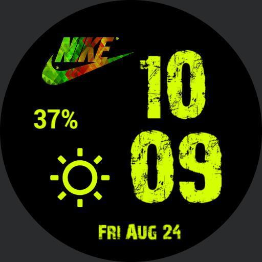 Nike Gear For G Watch R