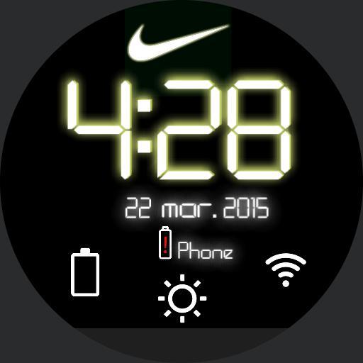 Nike Smartwatch For Moto